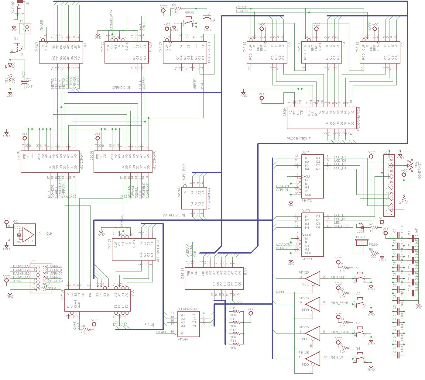processor schematic #15