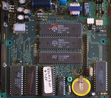 Tranz 330 CPU board