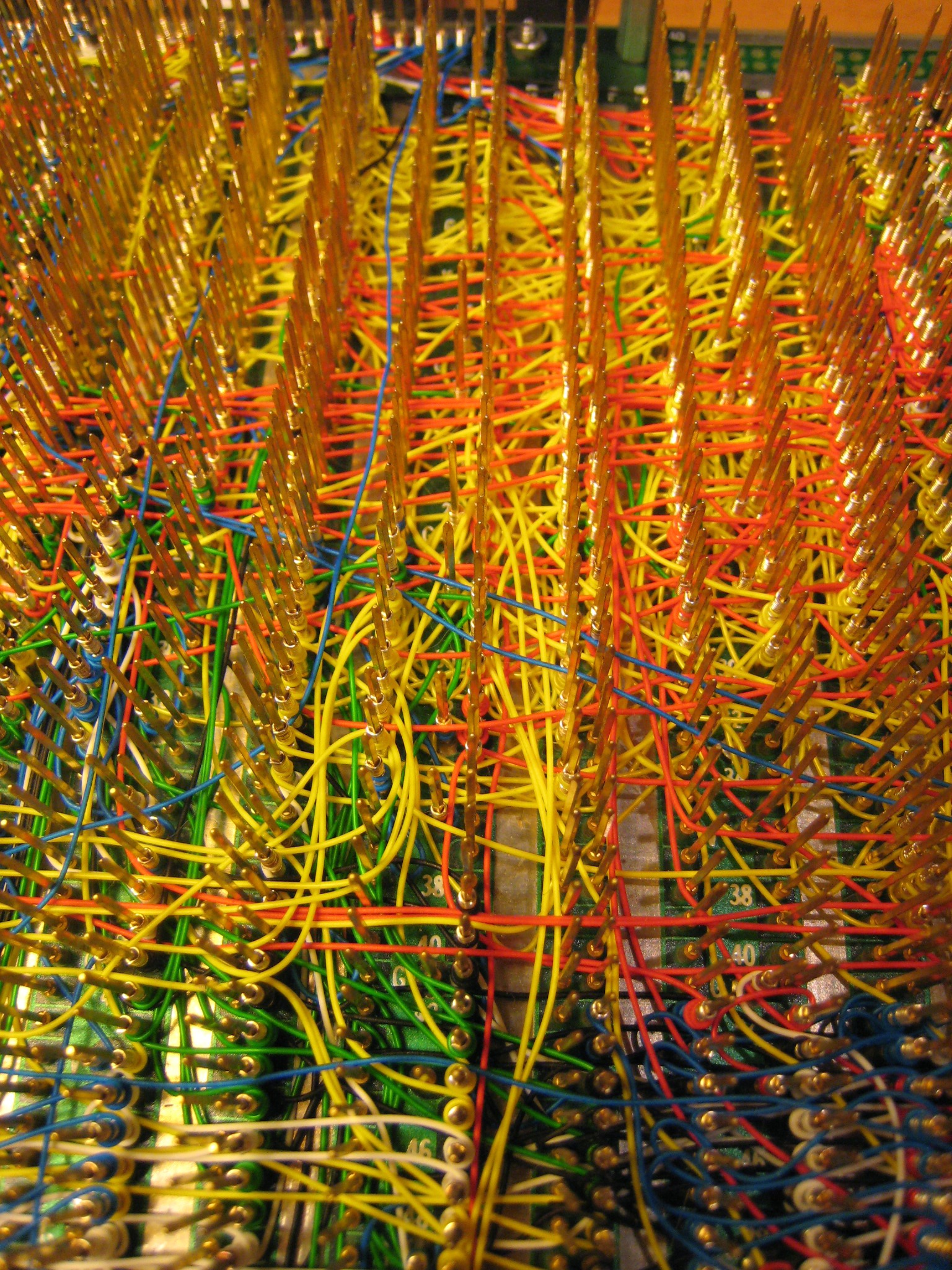 Wire Wrap Photos Big Mess O Wires