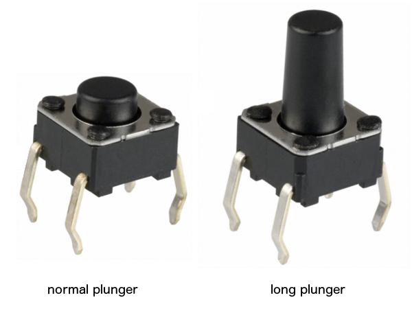 button-plunger