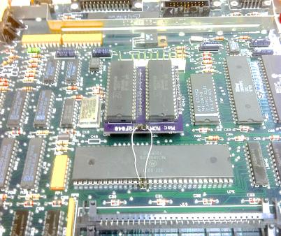 rom-adapter-board