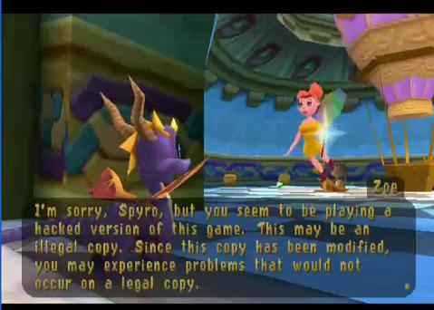Spyro_3_hidden_message_for_pirates