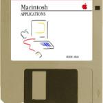 Macintosh applications disk