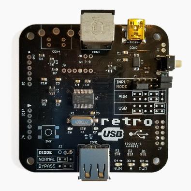 Wombat Adb Usb Input Converter Big Mess O Wires